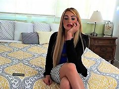 Busty Amateur Realtor Railed Reversecowgirl
